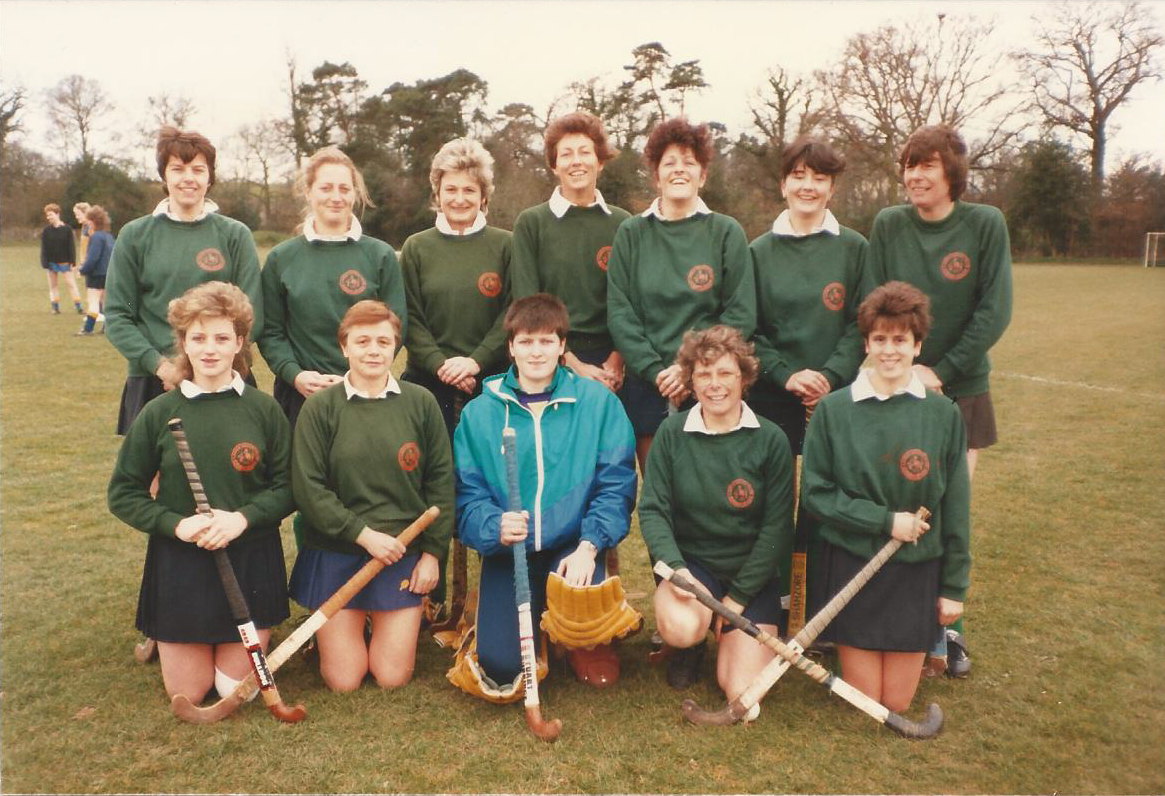 Cranleigh Hockey Club old ladies