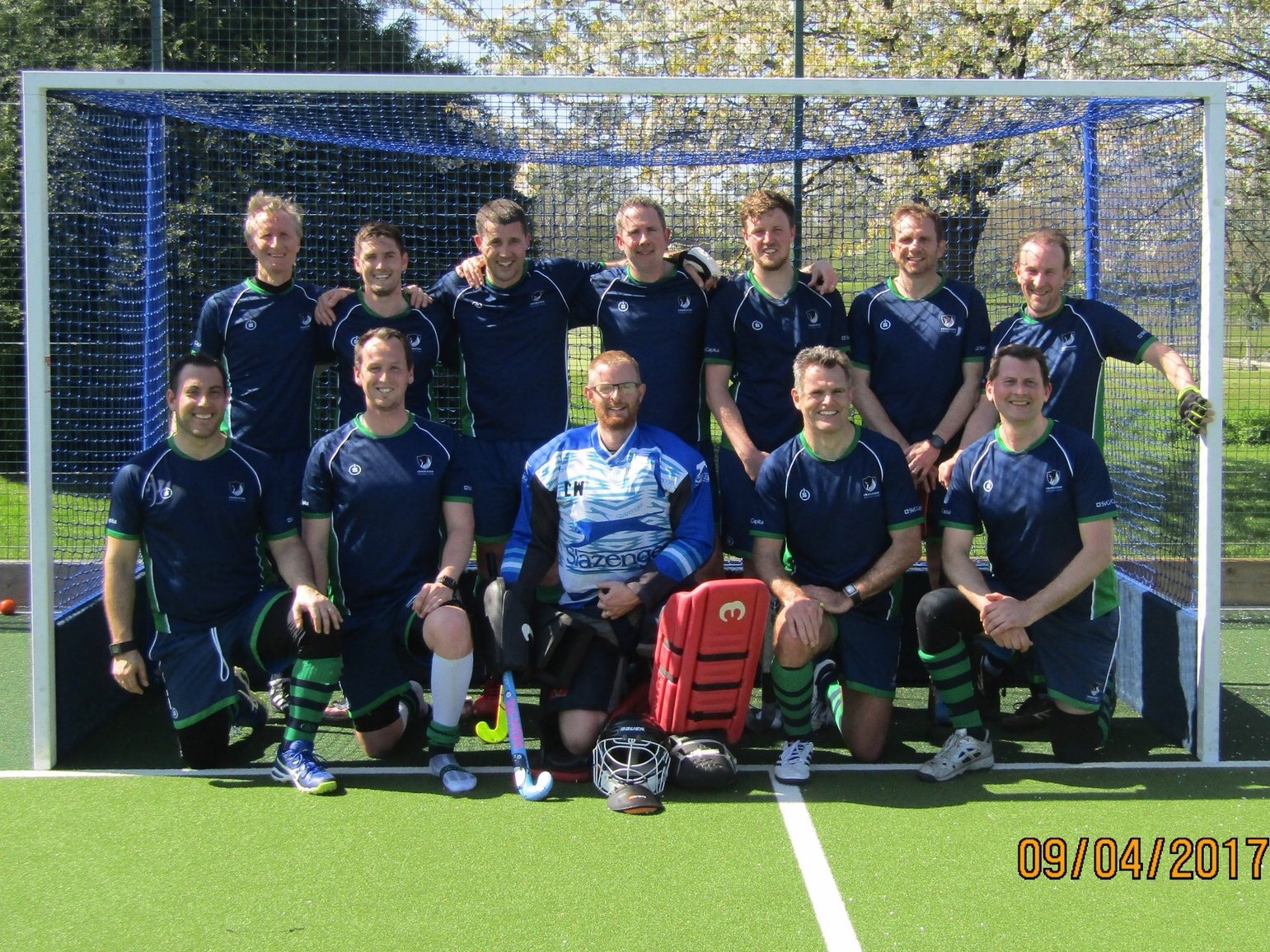 Cranleigh Hockey Club Mens team