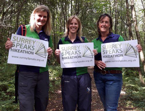 Surrey Peaks Hikeathon